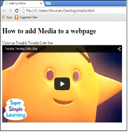html5 video tag example
