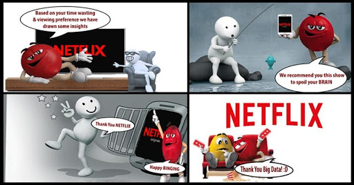 Big Data In NetFlix