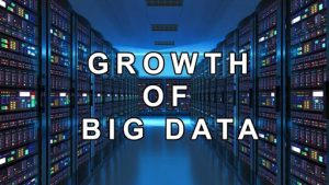 Exponential Growth Of Big Data