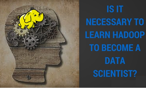 Learn Hadoop For Data Science
